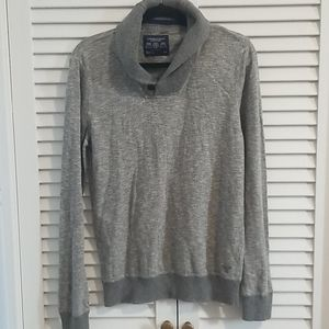 {American Eagle} Men's Long Sleeve Shirt